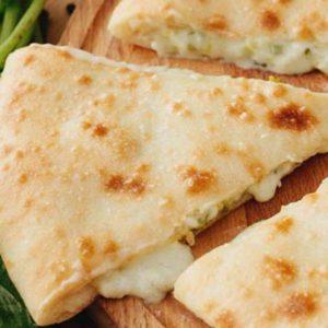 осетинский пирог, картофель, сыр